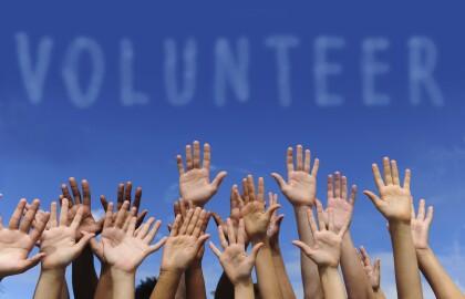 Volunteer Today!