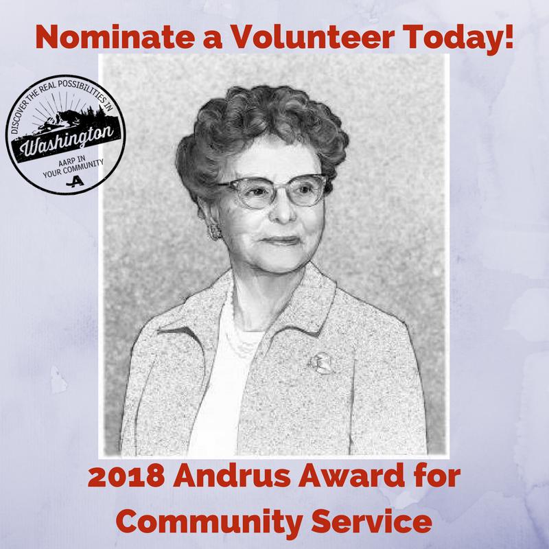 Nominate a Volunteer Today