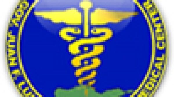 Juan F Luis Hospital Logo pic