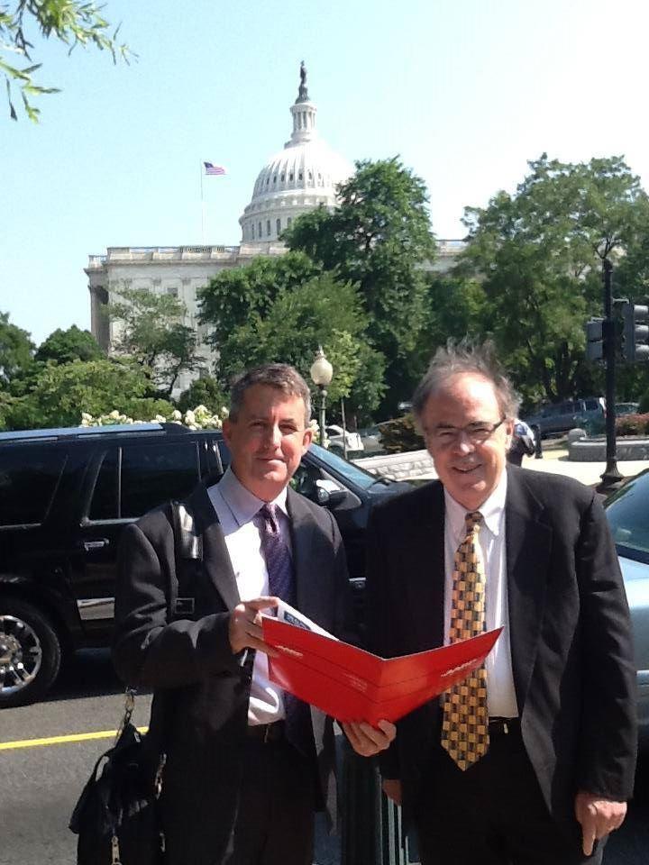 Doug and Jeff Lobby Day 2014