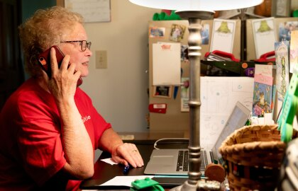 AARP Indiana Volunteers Reach Out to Provide COVID-19 Vaccination Information