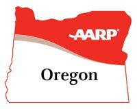 AARP Oregon logo