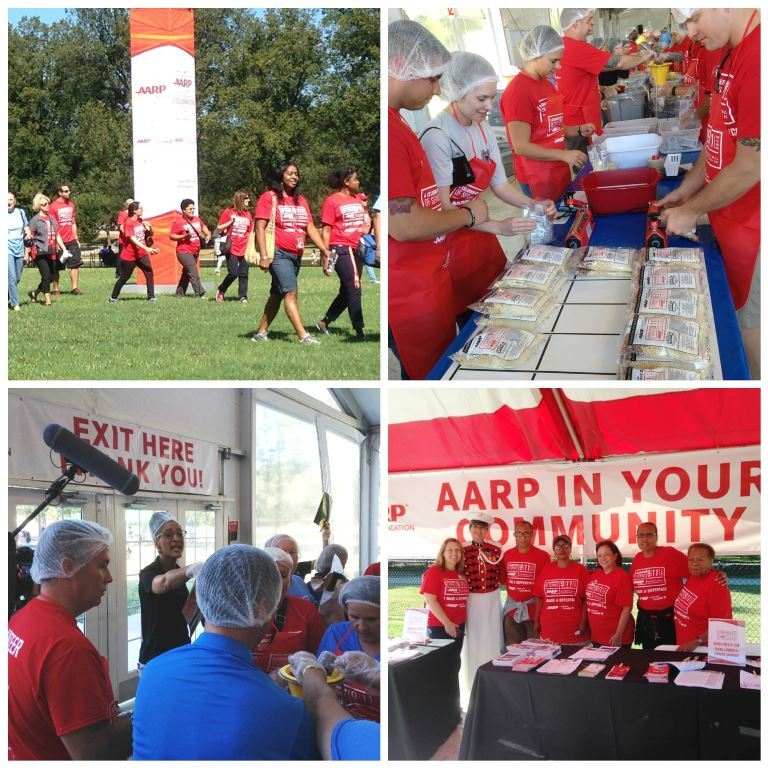 Volunteer with AARP in Your CommunityCelebration of Service Collage #2-resized