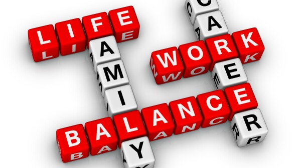 Work Life Balance Caregiving