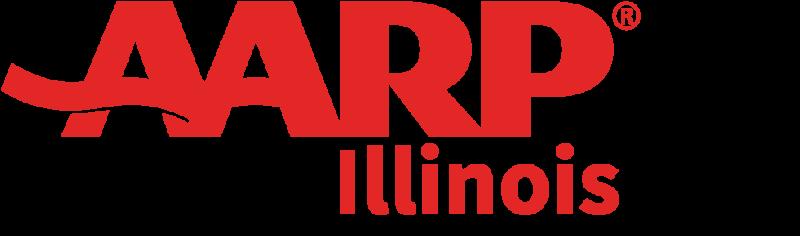 AARP Illinois logo
