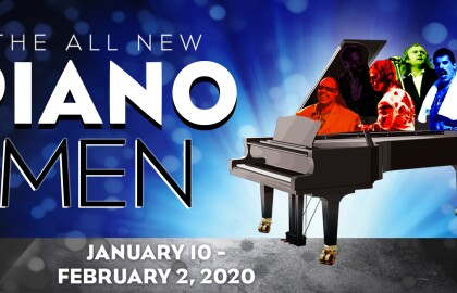 Kick Off the New Year with Piano Men at The Palace Theatre