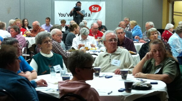 You've Earned a Say Community Conversation in Scottsbluff