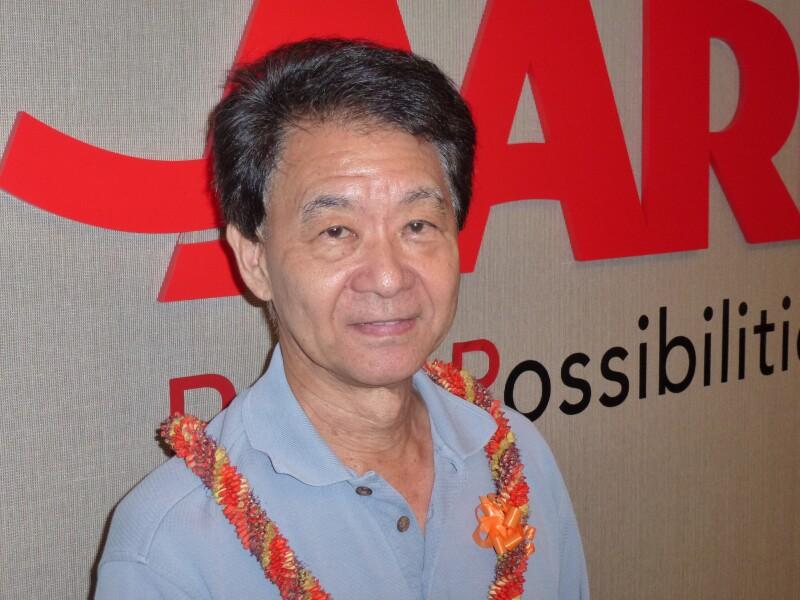 Carl Takamura - AARP Hawaii