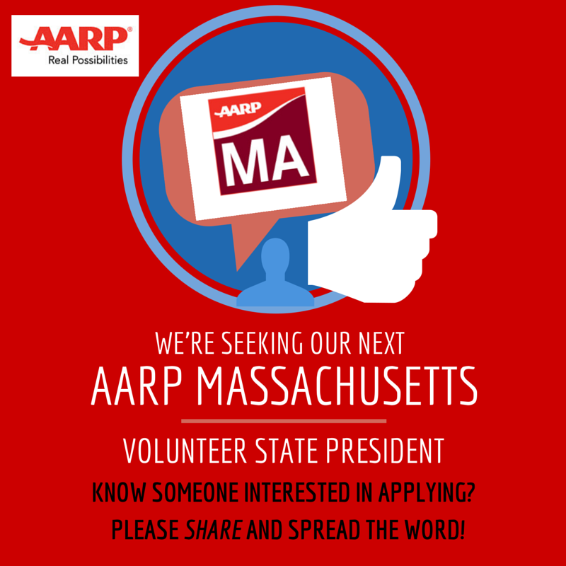 AARPMA STATE PRESIDENT SEARCH