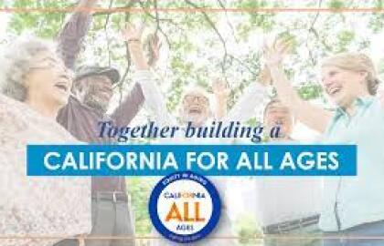 Letter to Governor Newsom on the Master Plan for Aging