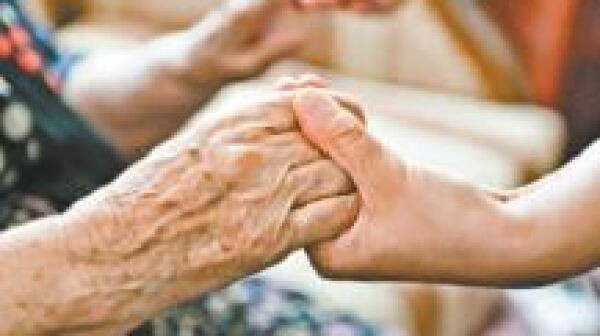 Caregiving - Hands