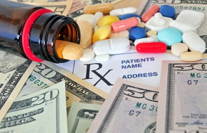 Urge Your Representatives to Support Bills to Lower the Cost of Prescription Drugs