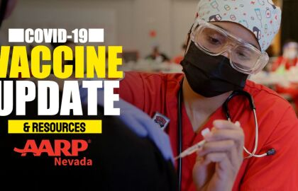 VIDEO: Latest Information on COVID-19 Vaccine Distribution and Resources in Nevada