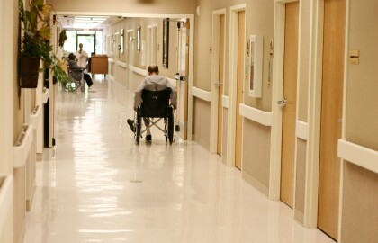 AARP TO CANDIDATES: TELL VOTERS HOW YOU WILL IMPROVE VIRGINIA'S NURSING HOMES