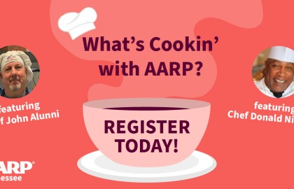 What's Cookin' With AARP Tennessee!