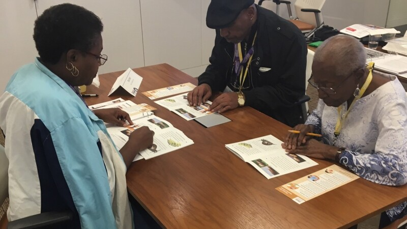 AARP Foundation Experience Corps Training - September 2019