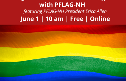 Coffee & Conversation with PFLAG-NH
