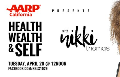 Health, Wealth and Self with Nikki Thomas