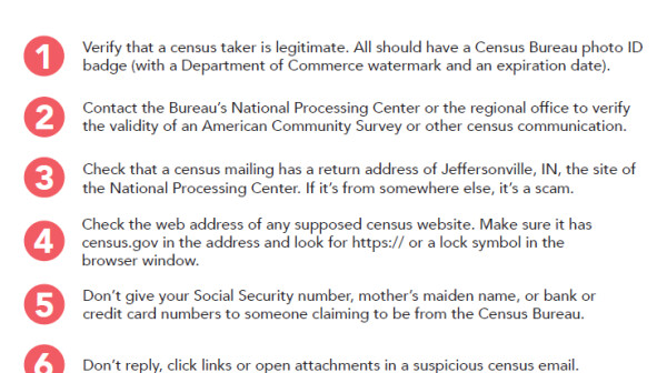Tips to Spot Census Scams.bmp