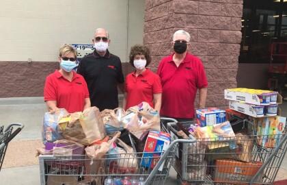 AARP AZ Prescott and Prescott  Valley Volunteers in Action