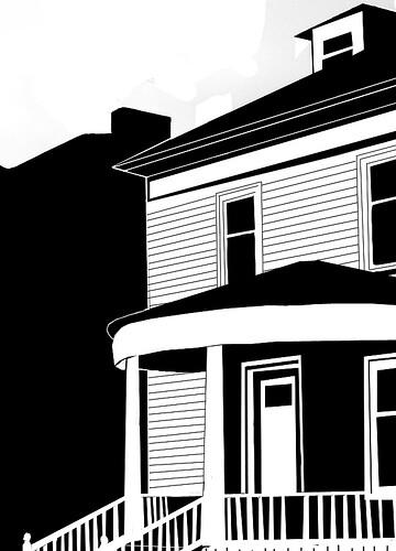 house - Fiona Bradley