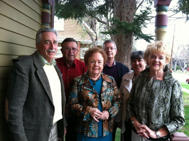 AARP Wyoming legislative volunteers