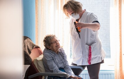 AARP Urges Congress to Prioritize Funds for Nursing Homes in COVID-19 Relief Package