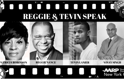 Reggie and Tevin Speak