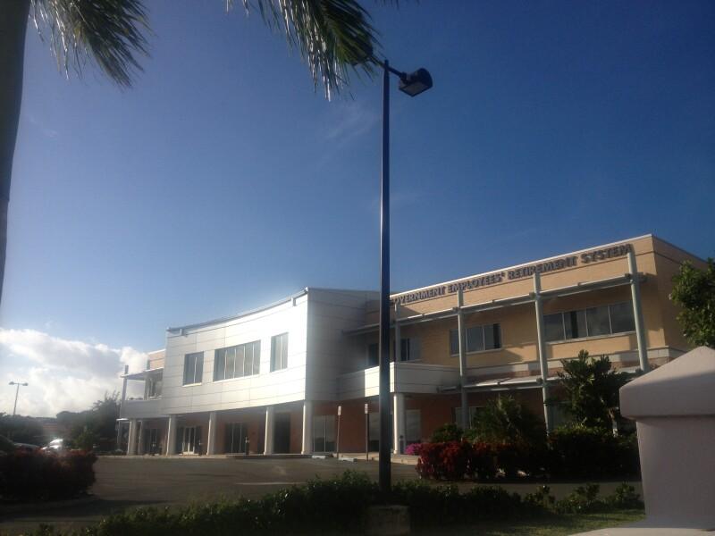 GERS Building on St. Croix