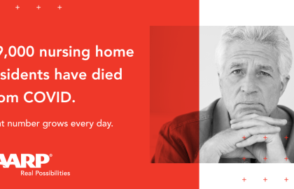 AARP Tracks Nursing Home COVID Data