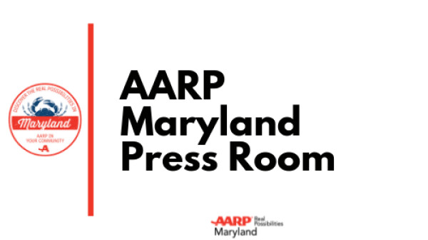 AARP Maryland Press Room