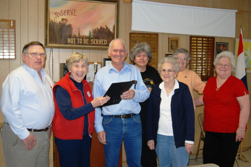 Wayne County Chapter Celebrates 40th Anniversary