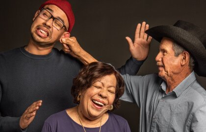 Comedic Caregiver? It's a thing…