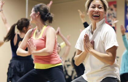 Learn About Brain Health To a Bollywood Beat