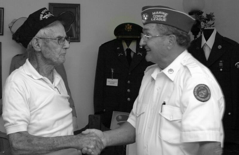 Veterans in Ohio County