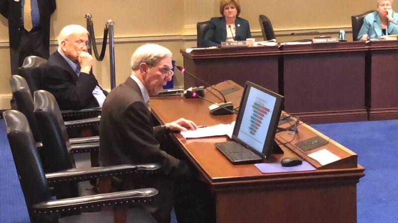 MD Jim Gutman testimony Annapolis 2018