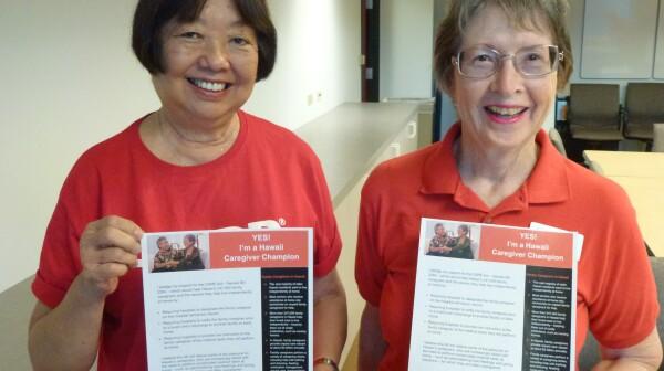Caregiver Champions