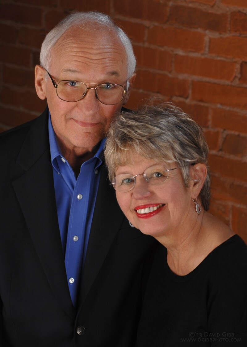 Howard and Sharon Johnson