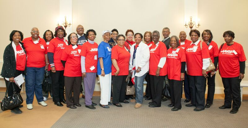 Attend AARP Maryland's Rally Day on March 18 in Annapolis.