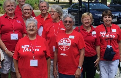 AARP Maine Volunteer Opportunities!
