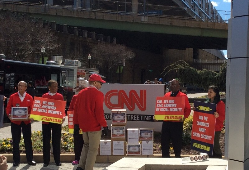 Take A Stand-Strike Force Vols at CNN