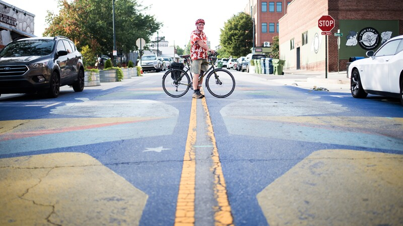 Safer Streets for All Users