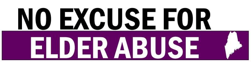 No Excuse for Elder Abuse
