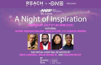 AARP St. Louis A Night of Inspiration Virtual Concert