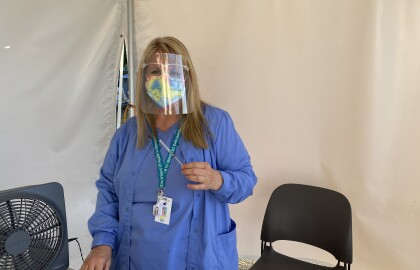 Call in the Reserves: How Broward County Volunteers are Helping the Vaccination Effort