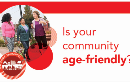 AARP Ohio Hosting First Statewide Age-Friendly Network Conference