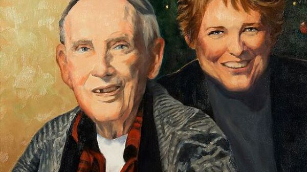 Sherri and Woody Portraits of Care