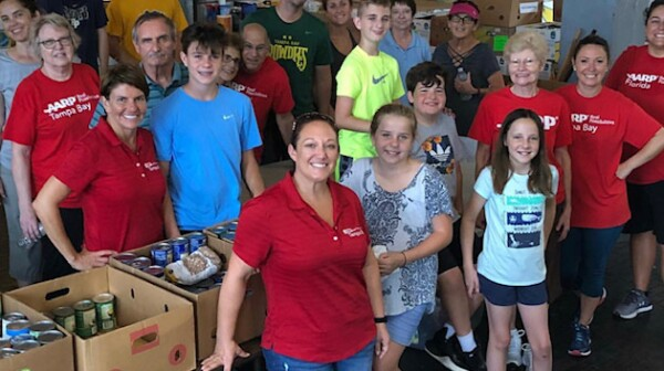 Tampa Bay Volunteers