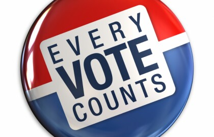 Absentee Voting for June Primary is Now Easy as 1-2-3