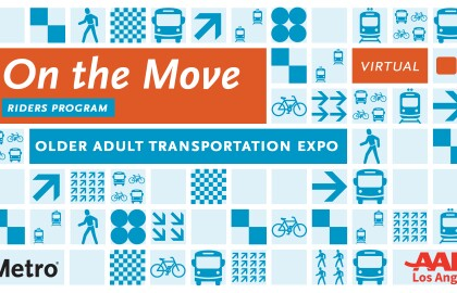 Older Adult Transportation Expo with Metro